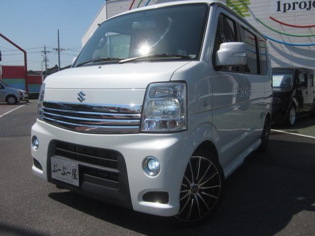 「スズキ」「エブリイワゴン」「コンパクトカー」「三重県」の中古車39
