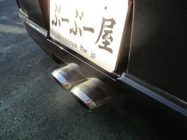 ジョイン HR 1オナ 外エアロ 車高調 SSR15AW 外マフラー リアスモーク LEDテール LEDライトフォグ 黒シートカバ 外ハンドル HDDナビTVETC 黒ウッドパネル 追加メータ キーレス 保証付(24枚目)