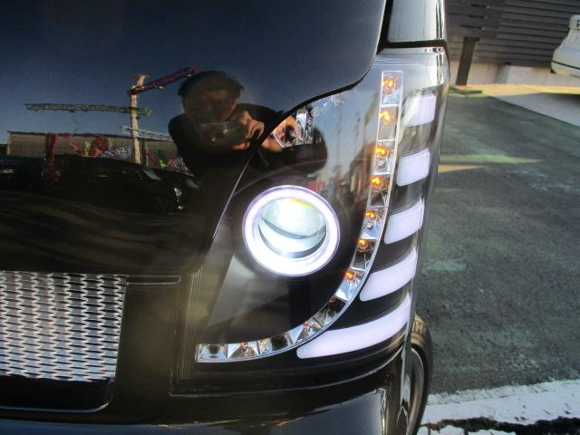 ジョイン HR 1オナ 外エアロ 車高調 SSR15AW 外マフラー リアスモーク LEDテール LEDライトフォグ 黒シートカバ 外ハンドル HDDナビTVETC 黒ウッドパネル 追加メータ キーレス 保証付(38枚目)