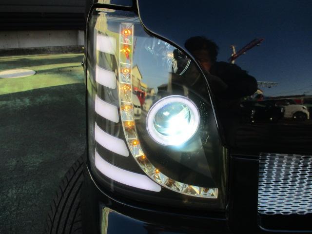 ジョイン HR 1オナ 外エアロ 車高調 SSR15AW 外マフラー リアスモーク LEDテール LEDライトフォグ 黒シートカバ 外ハンドル HDDナビTVETC 黒ウッドパネル 追加メータ キーレス 保証付(40枚目)