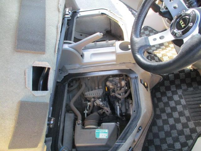 ジョイン HR 1オナ 外エアロ 車高調 SSR15AW 外マフラー リアスモーク LEDテール LEDライトフォグ 黒シートカバ 外ハンドル HDDナビTVETC 黒ウッドパネル 追加メータ キーレス 保証付(46枚目)