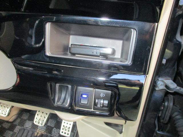ジョイン HR 1オナ 外エアロ 車高調 SSR15AW 外マフラー リアスモーク LEDテール LEDライトフォグ 黒シートカバ 外ハンドル HDDナビTVETC 黒ウッドパネル 追加メータ キーレス 保証付(69枚目)