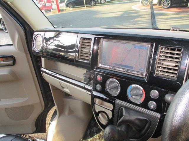 ジョイン HR 1オナ 外エアロ 車高調 SSR15AW 外マフラー リアスモーク LEDテール LEDライトフォグ 黒シートカバ 外ハンドル HDDナビTVETC 黒ウッドパネル 追加メータ キーレス 保証付(78枚目)