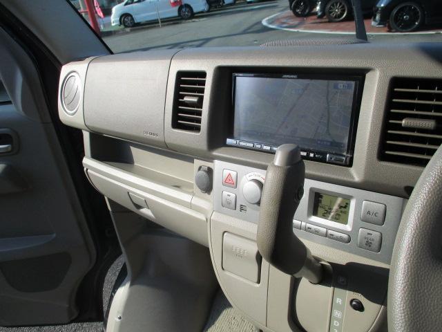 PZターボ 1オーナー エアロ 外14アルミ 左パワースライドドア リアスポ HID フォグ プライバシーガラス キーレス 外HDDナビフルセグ DVD再生 走行54960キロ Wエアバック 保証付(74枚目)