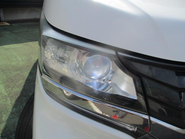 G・Aパッケージ 安心パック エアロ リアスポ 外16アルミ 4灯HID ウインカーミラー アイドリングストップ 黒ハーフレザーシート SDナビTVBモニETC クルコン スマートキーX2Pスタート CTBA 保証付(34枚目)