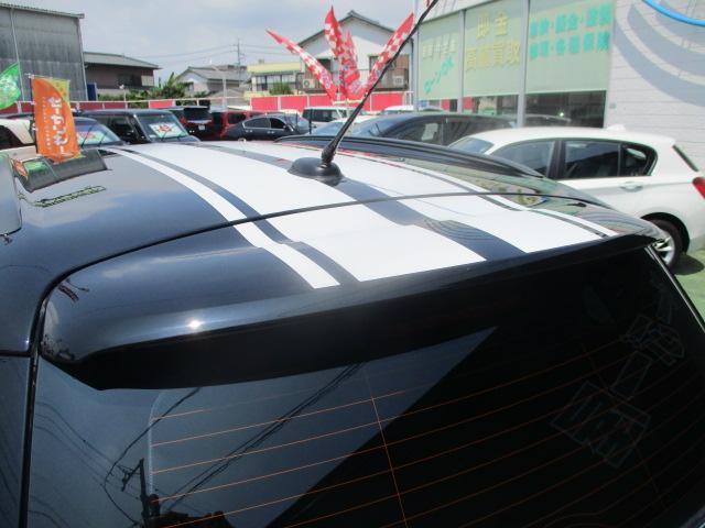 クーパーS クロスオーバー ターボ 白黒ツートン 純正18アルミ リアスポ HID フォグ 赤シートカバー HDDナビTVBモニETC パドルシフト キーレスX2 プッシュスタート ドライブレコーダー レーダー 保証付(19枚目)