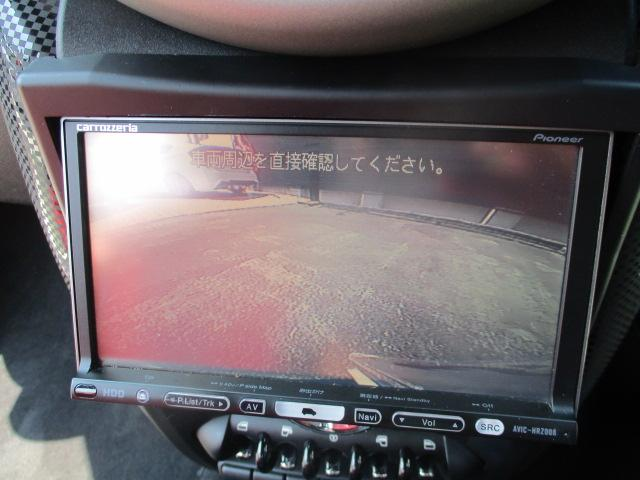 クーパーS クロスオーバー ターボ 白黒ツートン 純正18アルミ リアスポ HID フォグ 赤シートカバー HDDナビTVBモニETC パドルシフト キーレスX2 プッシュスタート ドライブレコーダー レーダー 保証付(68枚目)