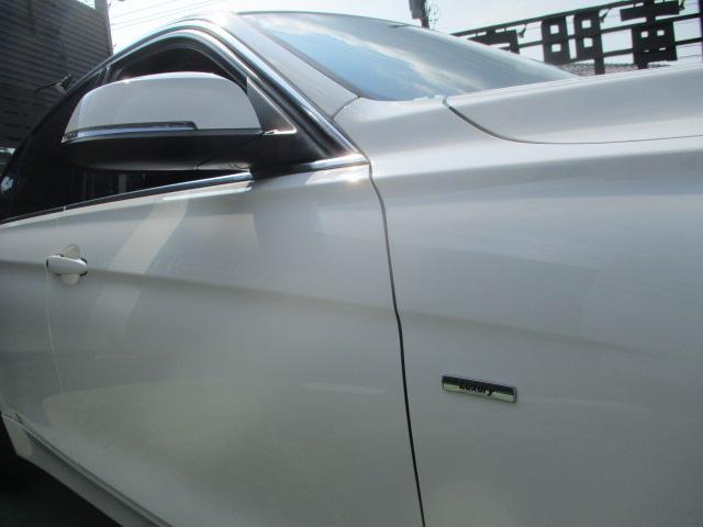 320iラグジュアリー D車 ターボ 1オーナー 走行45930キロ 17アルミ リアスモーク LEDライト フォグ 黒革シート パワーシート&シートヒーター クルコン HDDナビBモニETC アイドリングストップ 保証付(11枚目)