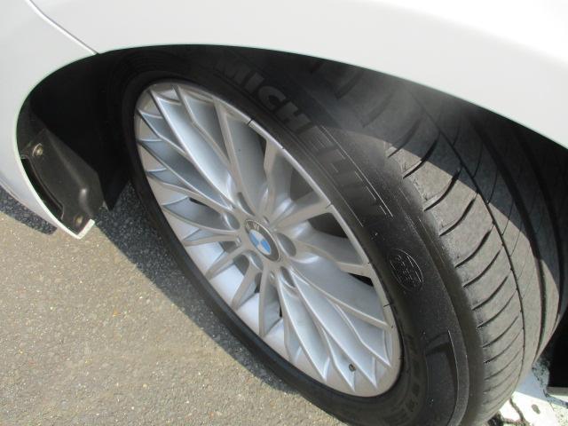 320iラグジュアリー D車 ターボ 1オーナー 走行45930キロ 17アルミ リアスモーク LEDライト フォグ 黒革シート パワーシート&シートヒーター クルコン HDDナビBモニETC アイドリングストップ 保証付(27枚目)