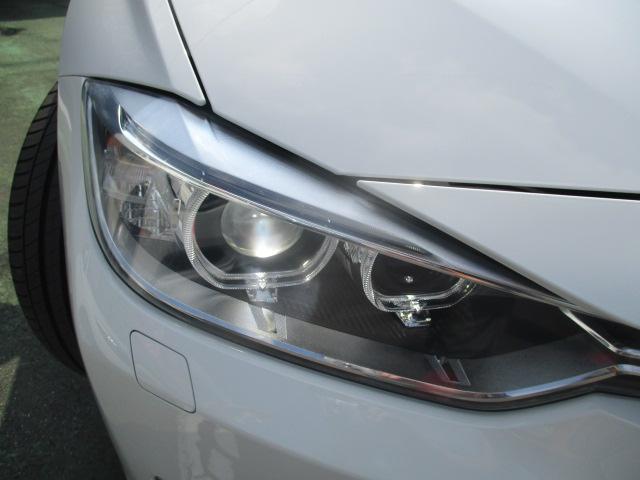 320iラグジュアリー D車 ターボ 1オーナー 走行45930キロ 17アルミ リアスモーク LEDライト フォグ 黒革シート パワーシート&シートヒーター クルコン HDDナビBモニETC アイドリングストップ 保証付(34枚目)
