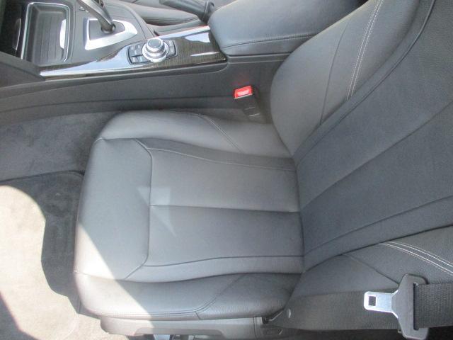 320iラグジュアリー D車 ターボ 1オーナー 走行45930キロ 17アルミ リアスモーク LEDライト フォグ 黒革シート パワーシート&シートヒーター クルコン HDDナビBモニETC アイドリングストップ 保証付(49枚目)