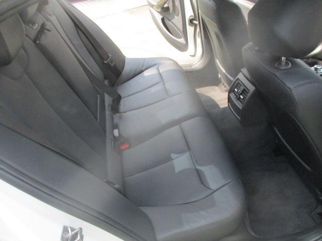 320iラグジュアリー D車 ターボ 1オーナー 走行45930キロ 17アルミ リアスモーク LEDライト フォグ 黒革シート パワーシート&シートヒーター クルコン HDDナビBモニETC アイドリングストップ 保証付(55枚目)
