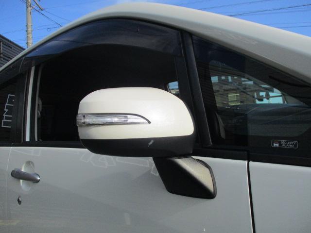 カスタム X SA 1オーナー エアロ リアスポ TEIN車高調 ロクサーニ17アルミ 4灯HID ウインカーミラー HDDナビフルセグBモニETC スマートキープッシュスタート アイドリングストップリアスモーク 保証付(12枚目)