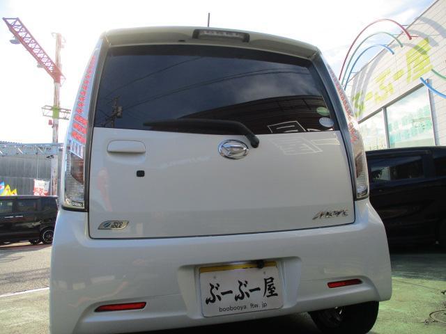 カスタム X SA 1オーナー エアロ リアスポ TEIN車高調 ロクサーニ17アルミ 4灯HID ウインカーミラー HDDナビフルセグBモニETC スマートキープッシュスタート アイドリングストップリアスモーク 保証付(23枚目)