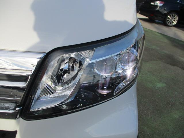 カスタム X SA 1オーナー エアロ リアスポ TEIN車高調 ロクサーニ17アルミ 4灯HID ウインカーミラー HDDナビフルセグBモニETC スマートキープッシュスタート アイドリングストップリアスモーク 保証付(35枚目)