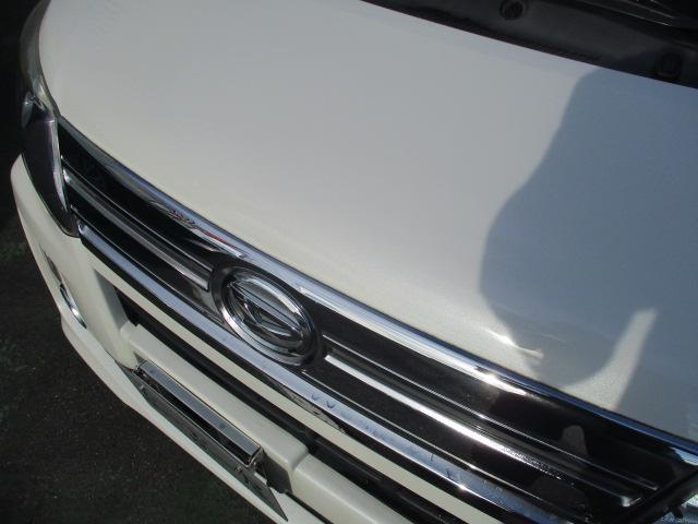 カスタム X SA 1オーナー エアロ リアスポ TEIN車高調 ロクサーニ17アルミ 4灯HID ウインカーミラー HDDナビフルセグBモニETC スマートキープッシュスタート アイドリングストップリアスモーク 保証付(41枚目)