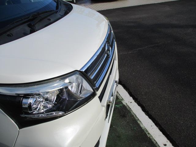 カスタム X SA 1オーナー エアロ リアスポ TEIN車高調 ロクサーニ17アルミ 4灯HID ウインカーミラー HDDナビフルセグBモニETC スマートキープッシュスタート アイドリングストップリアスモーク 保証付(42枚目)