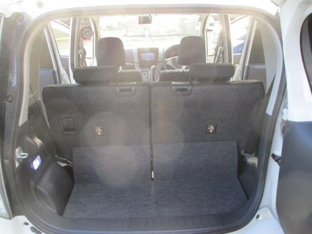 カスタム X SA 1オーナー エアロ リアスポ TEIN車高調 ロクサーニ17アルミ 4灯HID ウインカーミラー HDDナビフルセグBモニETC スマートキープッシュスタート アイドリングストップリアスモーク 保証付(59枚目)