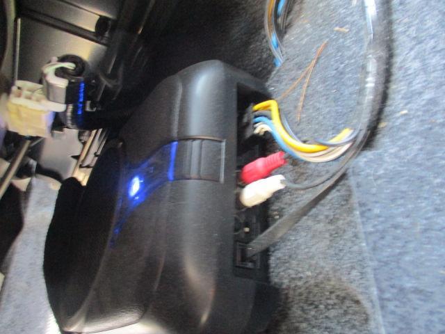 カスタム X SA 1オーナー エアロ リアスポ TEIN車高調 ロクサーニ17アルミ 4灯HID ウインカーミラー HDDナビフルセグBモニETC スマートキープッシュスタート アイドリングストップリアスモーク 保証付(74枚目)