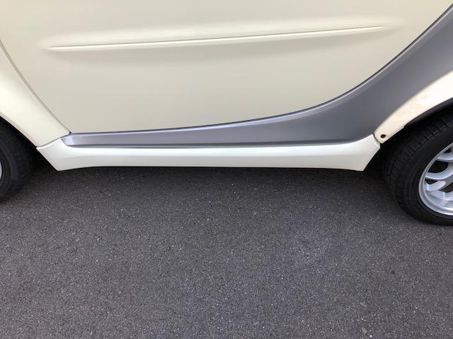 スマート スマート クーペ BRABUSエアロ 15AW マフラー革シート ガラスルーフ