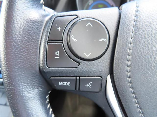 ハイブリッド フルセグ メモリーナビ DVD再生 バックカメラ 衝突被害軽減システム ETC ドラレコ LEDヘッドランプ ワンオーナー(8枚目)