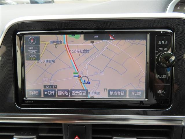 G フルセグ DVD再生 バックカメラ ETC ドラレコ 両側電動スライド 乗車定員7人 3列シート ワンオーナー(5枚目)