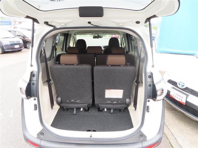 G フルセグ DVD再生 バックカメラ ETC ドラレコ 両側電動スライド 乗車定員7人 3列シート ワンオーナー(15枚目)