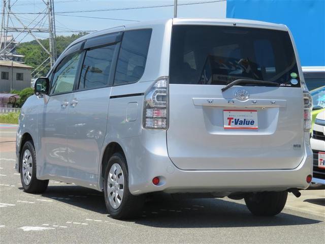 トヨタ ヴォクシー X Lエディション 8人乗り SDナビ 後席モニター