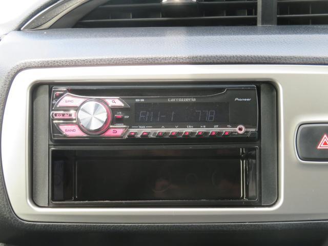 CDチューナー搭載で好きな音楽を聴きながら楽しいドライブを♪