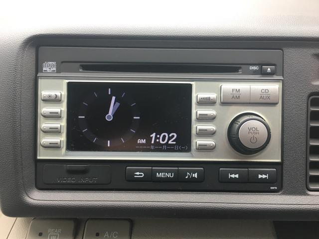 ホンダ ライフ G バックカメラ CD AUX ETC
