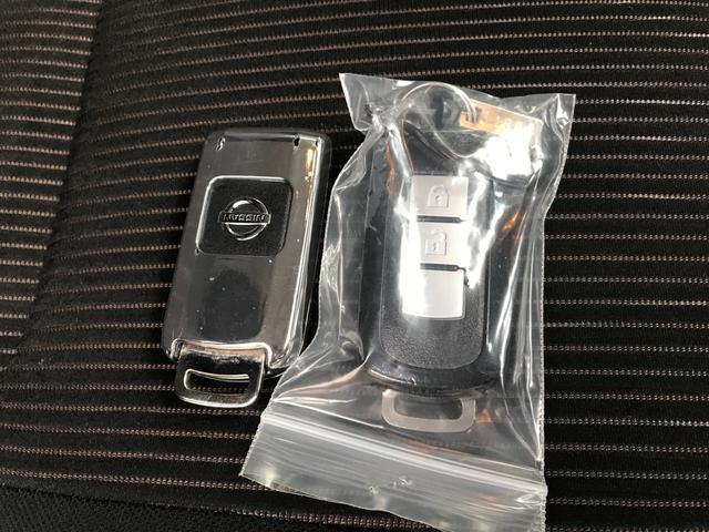 ハイウェイスター X 日産純正ナビ フルセグTV Bluetooth スマートキー2個 アラウンドビューモニター バックカメラ ETC(42枚目)