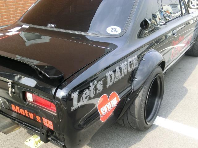 GT L20 ET 周回仕様 現状販売車(12枚目)