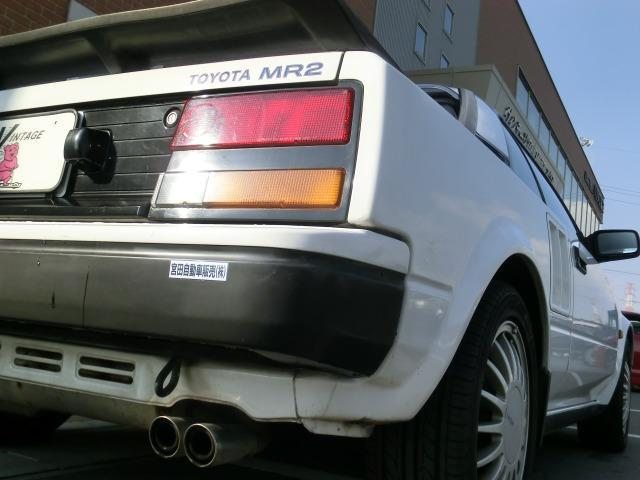 トヨタ MR2