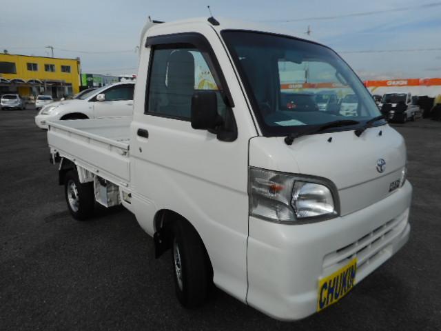 トヨタ ピクシストラック スペシャル 5速ミッション エアコン 3方開