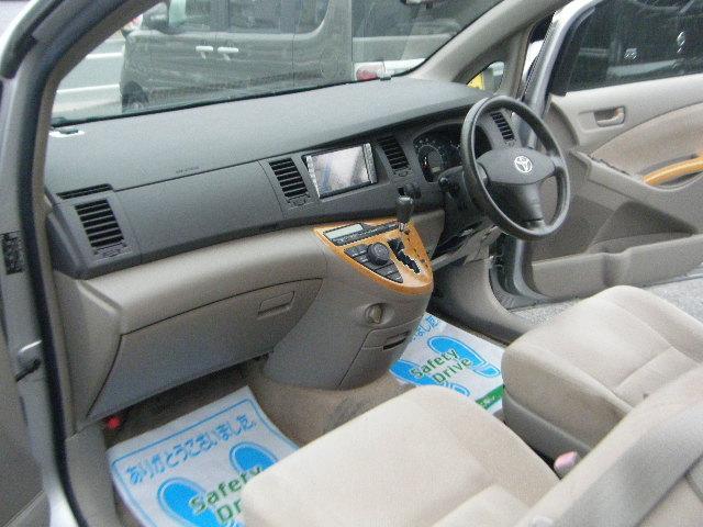 トヨタ アイシス L 60thスペシャルエディション ナビ ETC 無料保証