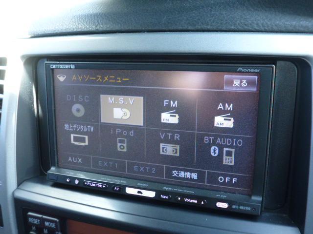 SSR-G リフトUP社外16AW 地デジHDDナビBカメラ(18枚目)