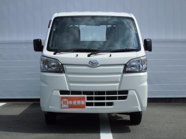 ダイハツ ハイゼットトラック スタンダード 届出済未使用車・5F・4WD