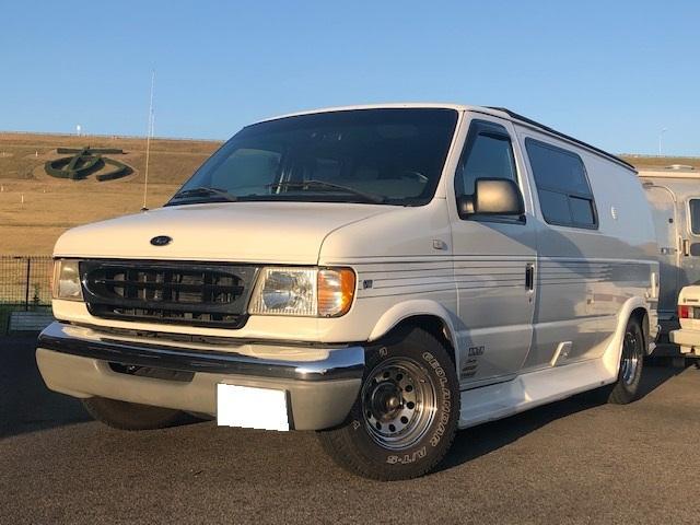 「フォード」「フォード エコノライン」「ミニバン・ワンボックス」「愛知県」の中古車3