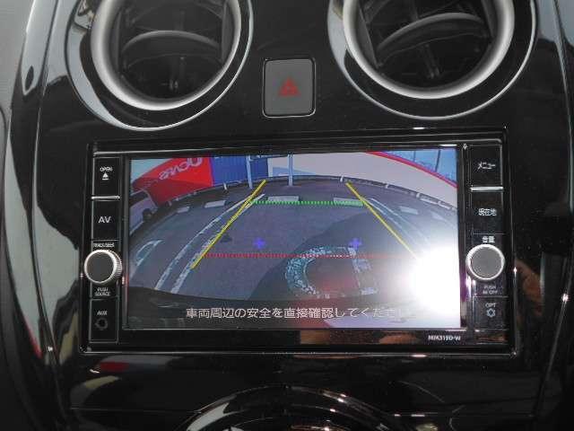 e-パワー X 1.2 e-POWER X バックカメラ(6枚目)