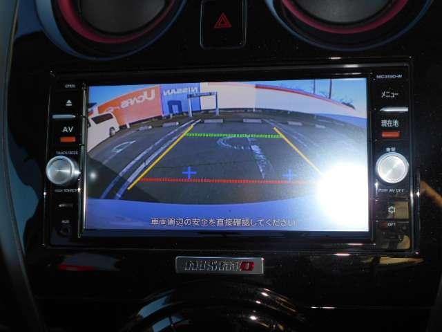 ニスモ 1.2 NISMO ETC バックカメラ(6枚目)