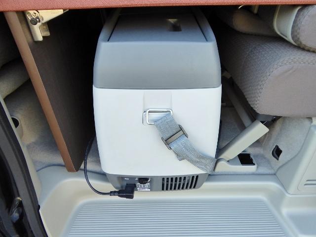 12V冷蔵庫*オプションとなります。