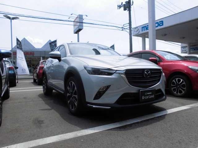 「マツダ」「CX-3」「SUV・クロカン」「秋田県」の中古車3
