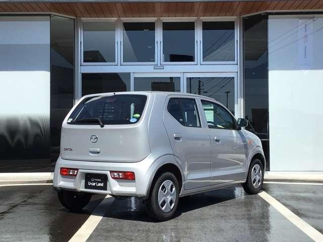 「マツダ」「キャロル」「軽自動車」「秋田県」の中古車4