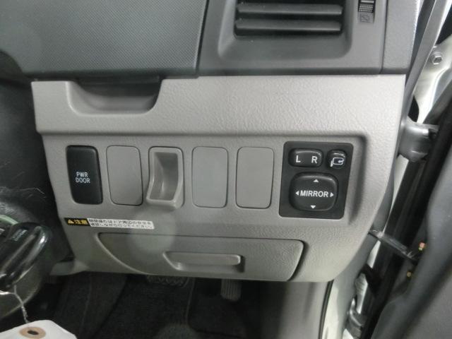 トヨタ ヴォクシー X Gエディション 社外HDDナビTV 左パワースライドドア