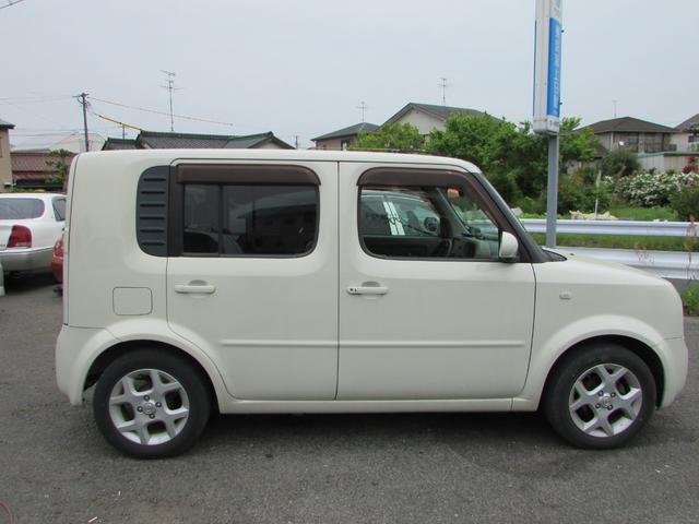 「日産」「キューブ」「ミニバン・ワンボックス」「愛知県」の中古車4