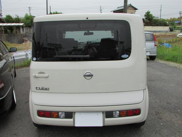 「日産」「キューブ」「ミニバン・ワンボックス」「愛知県」の中古車5