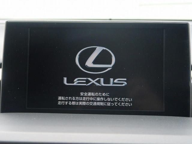 レクサス NX NX200t Fスポーツ プリクラッシュ メーカーナビ