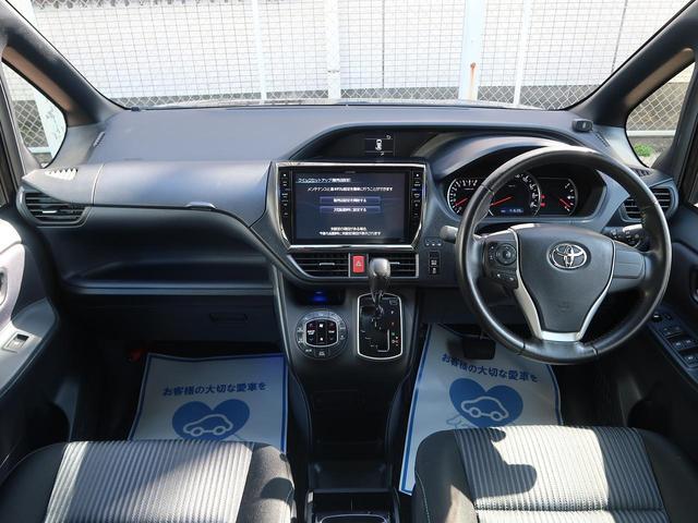 トヨタ ヴォクシー ZS 10型BIG-X フルセグ 両側電動スライドドア 7人