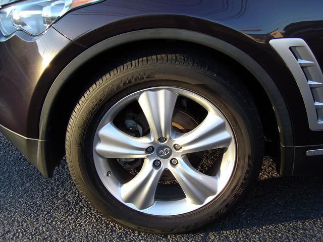 インフィニティ インフィニティ FX35 プレミアムPKG デラックスツーリングPKG 4WD