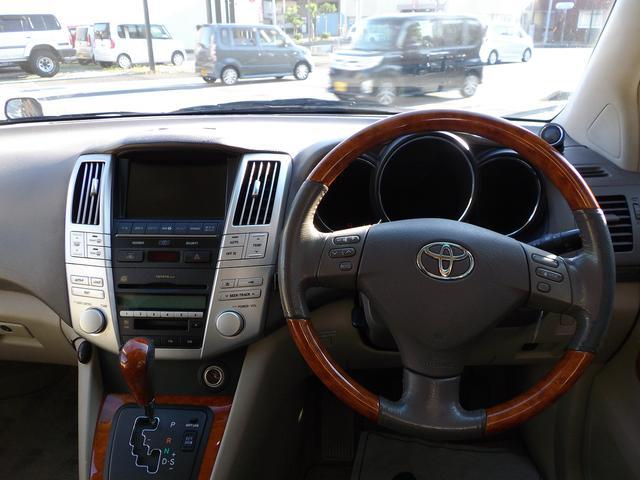 トヨタ ハリアー 300G アルカンターラバージョン 20インチAW